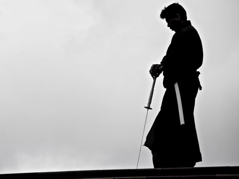 самурай и счетоводство